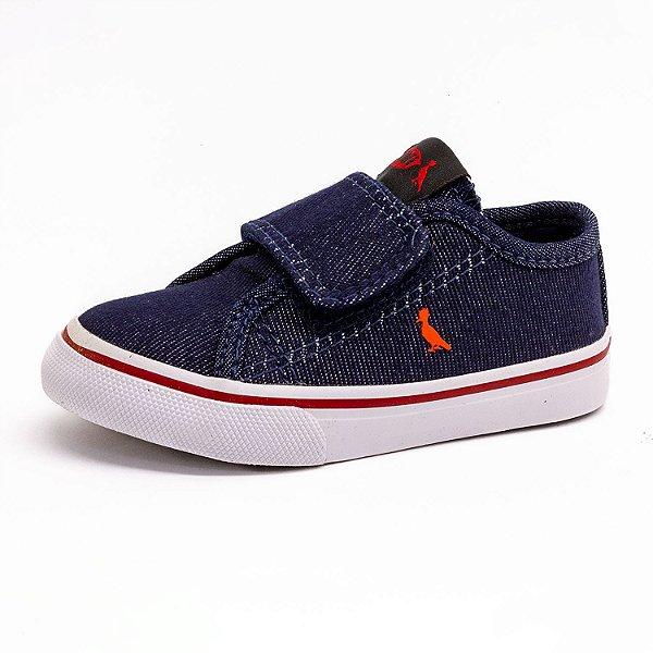 Tênis Casual Infantil Reserva Masculino Jeans