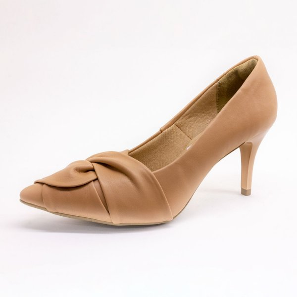 Sapato Scarpin Villarosa Feminino Antique