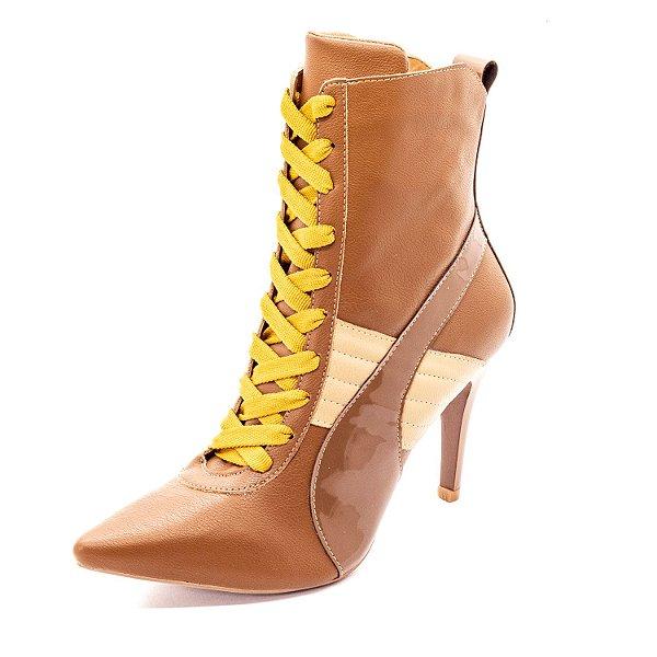 Bota Gabriela Shoes Chocolate