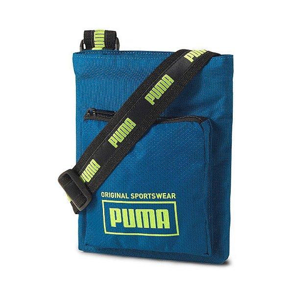 Bolsa Esportiva Puma Unissex Azul