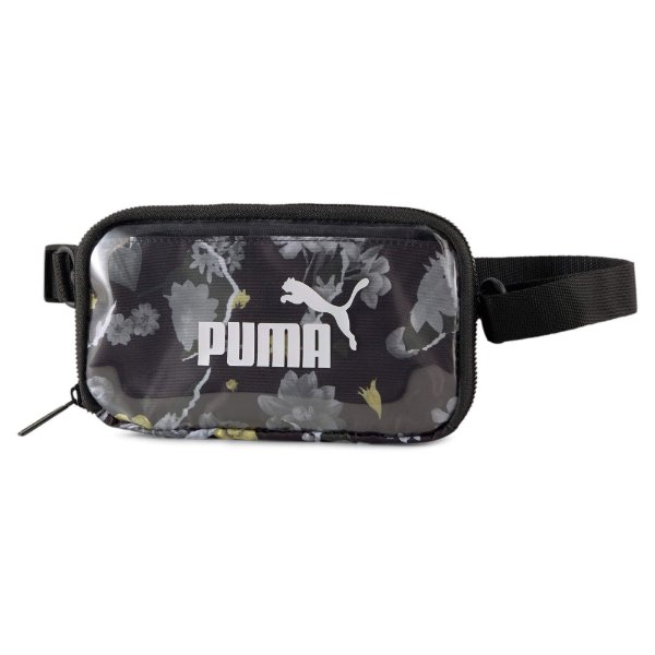 Bolsa Transversal Puma Core Seasonal Feminina Preta