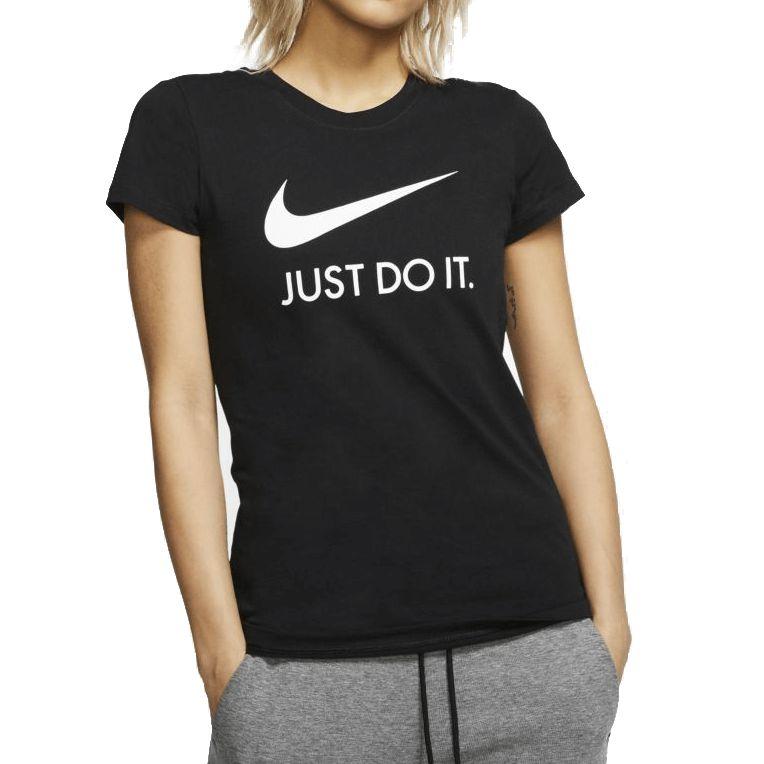 Camisa Nike Sportswear Feminina Preta