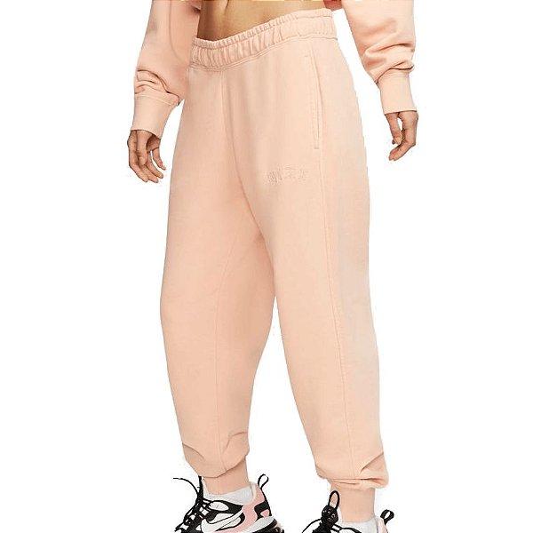 Calça Nike Sportswear Feminina Salmão