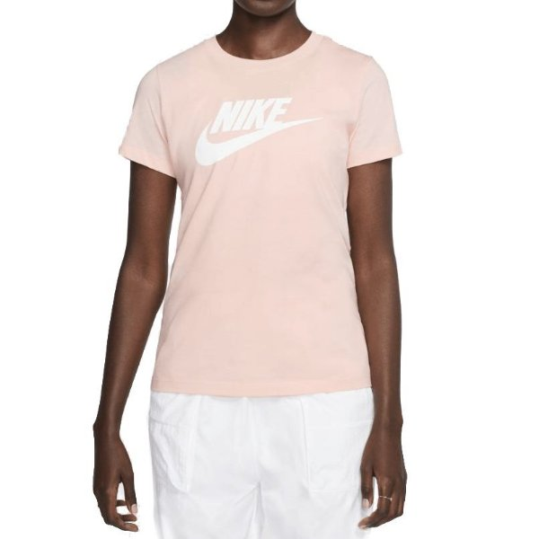Camiseta Nike Sportswear Essential Feminina Rosa