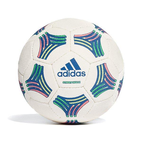 Bola Futsal Adidas Transtreet Skillz Branca