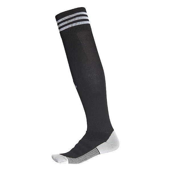 Meião Adidas Adisocks Knee Unissex Preto