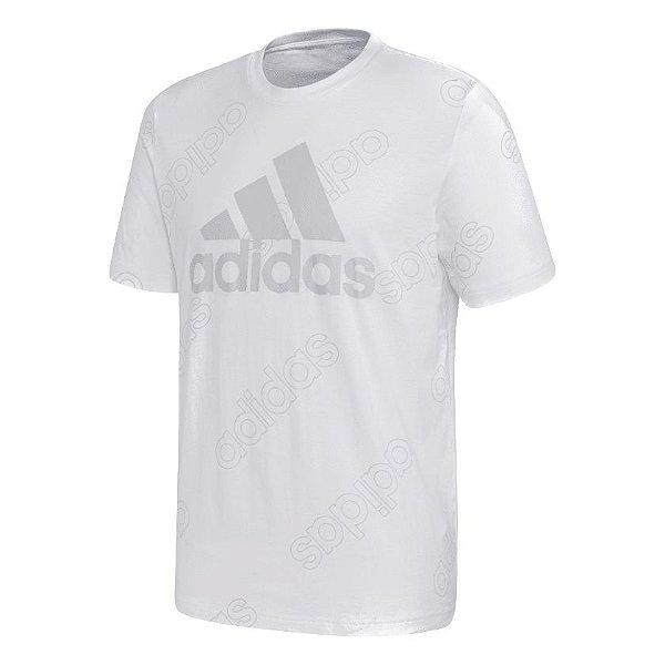 Camisa Adidas Favorites Graphic Feminina Cinza