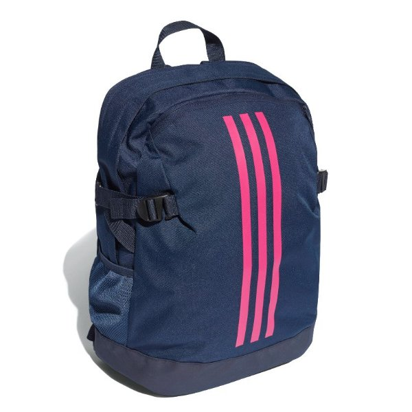 Mochila Adidas 3-Stripes Power Média Unissex Azul Marinho