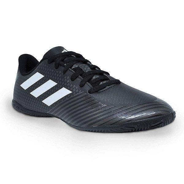 Chuteira Futsal Adidas Masculina Preta