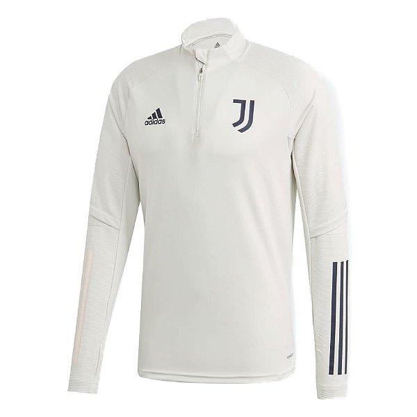 Casaco Adidas Treino Juventus Masculino Branco