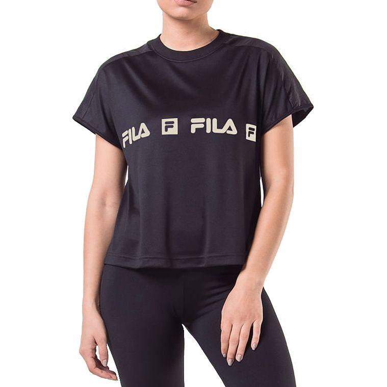 Blusa Fila Sports Forward Feminina Preta