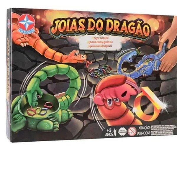 Jogo Joias Di Dragão - Estrela