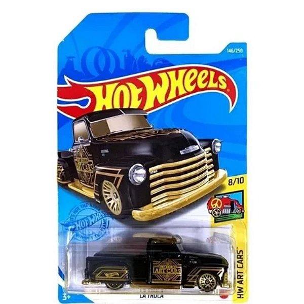 Carrinho La Troca Hot Wheels - Mattel