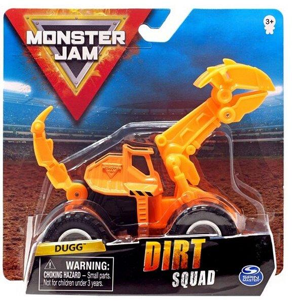 Monster Jam Dirt Squad Rolland - Sunny