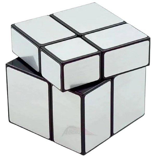 Cubo Mágico Profissional 2x2 Mirror Block