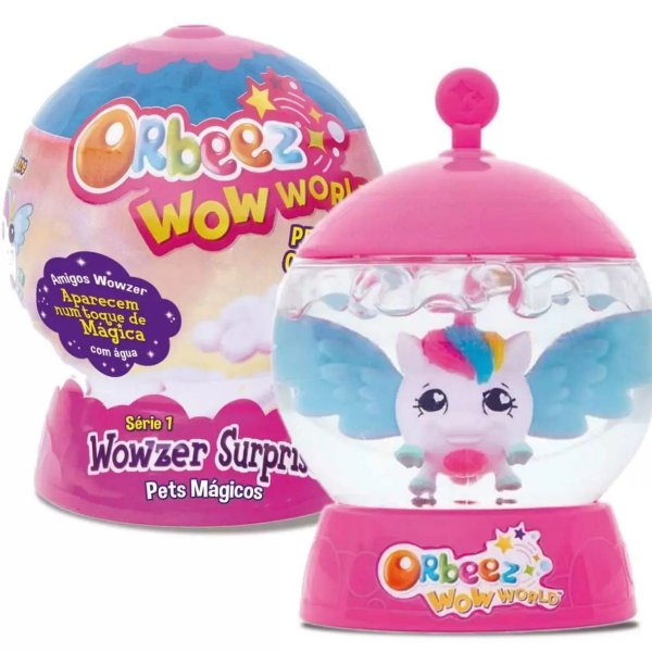 Orbeez Wow World Pets Mágicos Surpresa Série 1 - Xalingo
