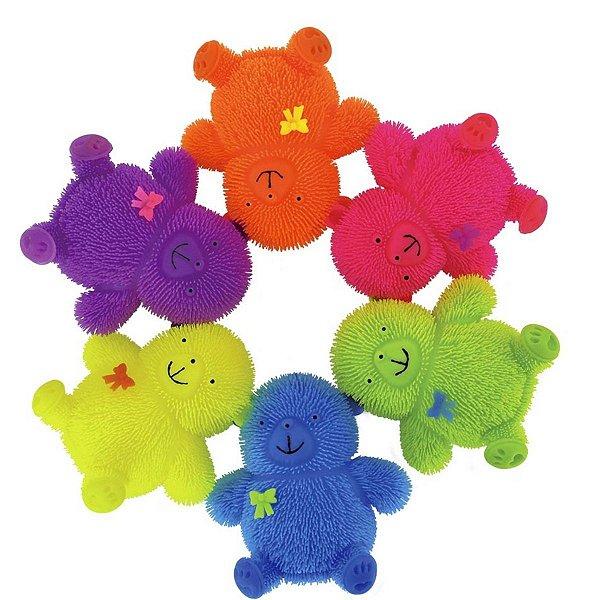 Fidget Toy Mania Flofys Urso Grande c/ Cheiro Anti Stress