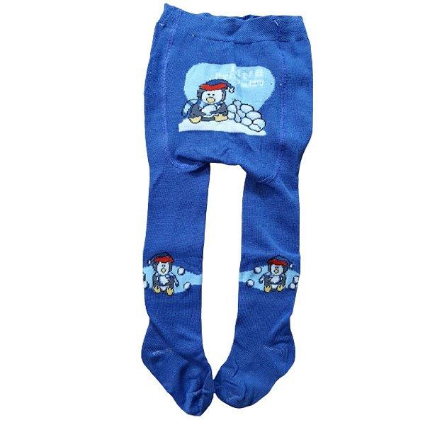 Meia Calça Infantil Menino 1-2 Anos Cores Sortidas - Classe