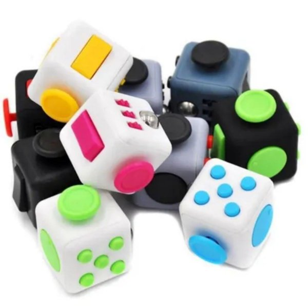 Fidget Cube Serie 1 - Candide