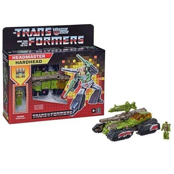Transformers Headmaster Hardhead - Hasbro