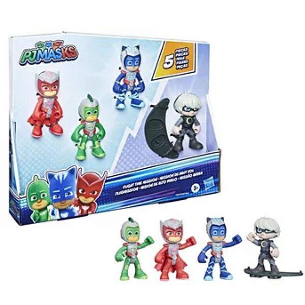 Pack 4 Figuras Pj Masks - Hasbro