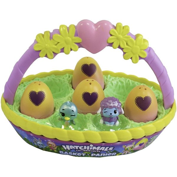 Brinquedo Hatchimals Colleggtibles Cestinha - Sunny
