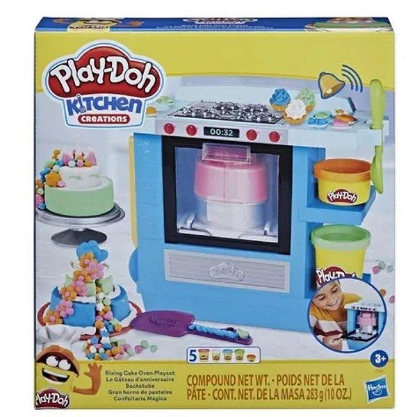 Play Doh Kitchen Creations Confeitaria Mágica - Hasbro
