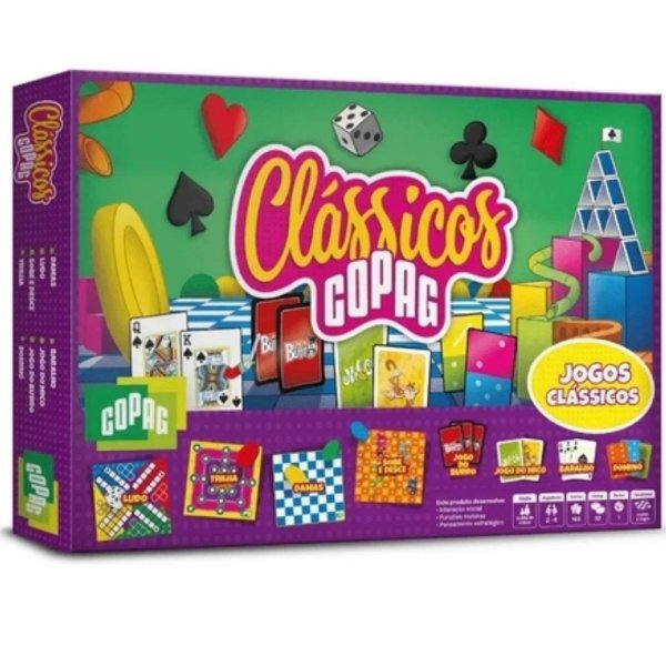Jogos Clássicos - Copag
