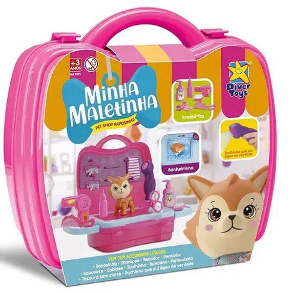 Minha Maletinha Pet Shop Cachorrinho - Diver Toys