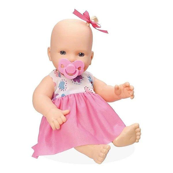 Boneca Belinha Baby - Fala 30 Frases - Divertoys