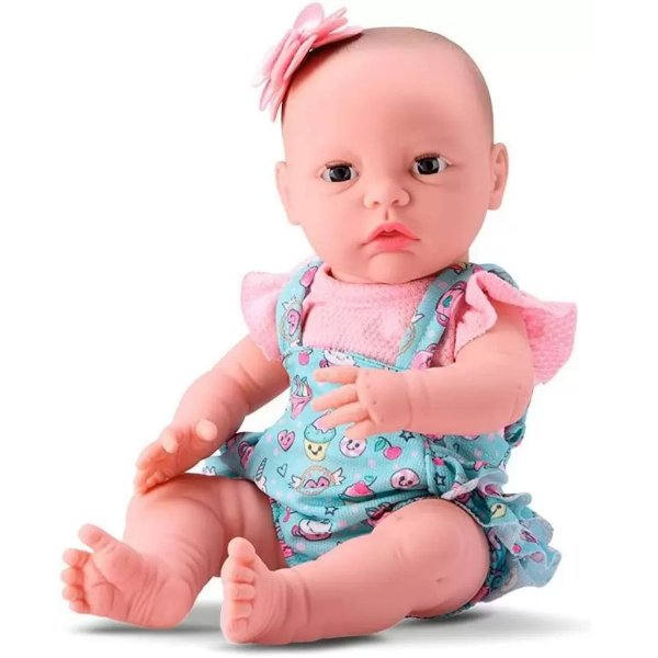 Boneca Diver New Born - Primeiros Cuidados - DiverToys
