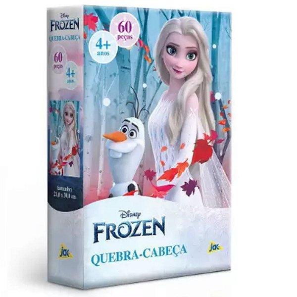 Quebra-Cabeça Frozen 60Pçs - Toyster