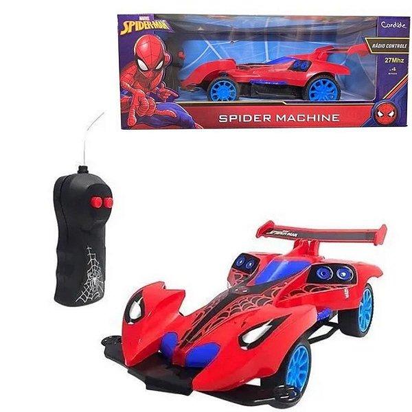 Carrinho Controle Remoto Spider Machine - Candide