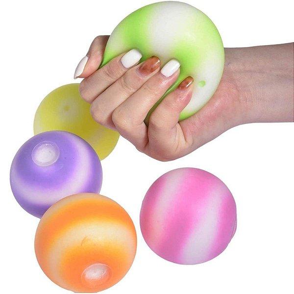 Fidget Toys Stress Ball Colorida 6cm