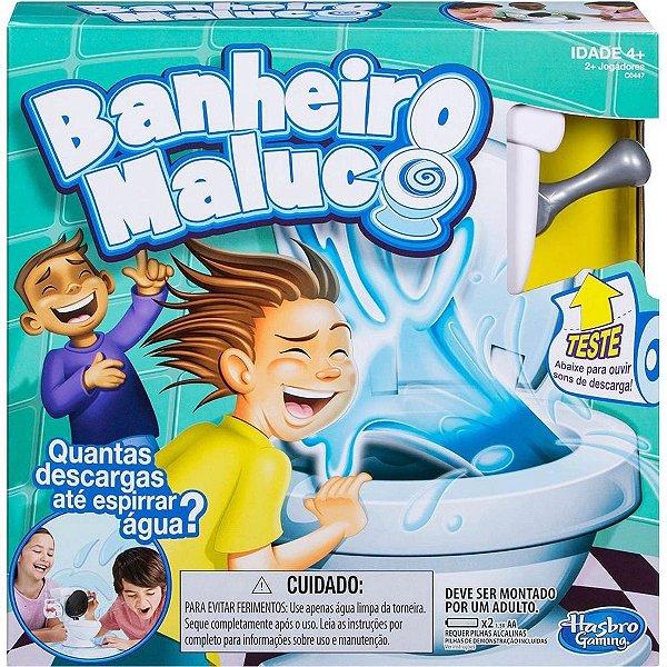 Jogo Banheiro Maluco