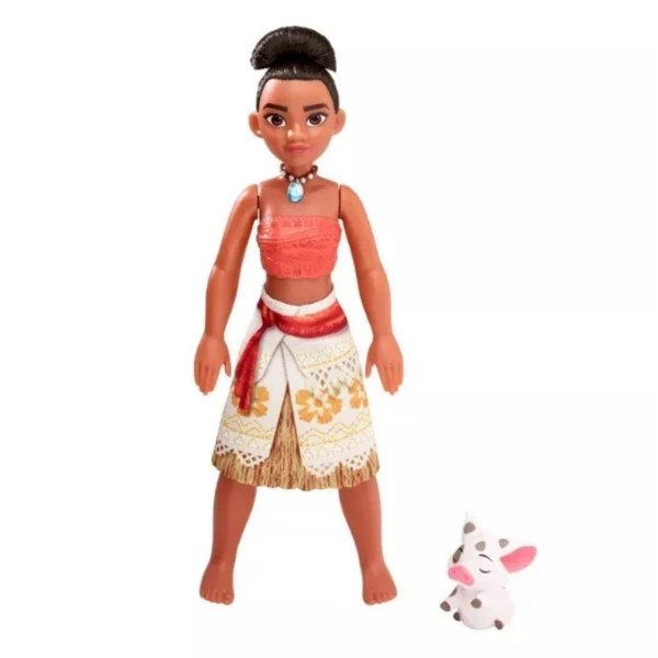 Boneca Moana Exploradora