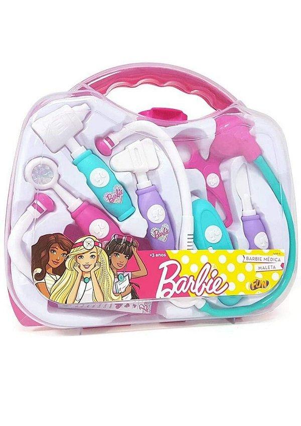Barbie Kit Médica Maleta - Fun