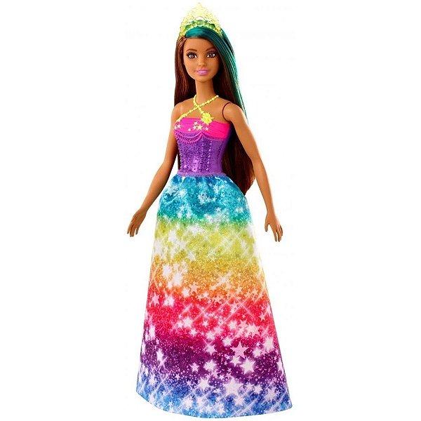 Boneca Barbie Dreamtopia Vestido de Estrela