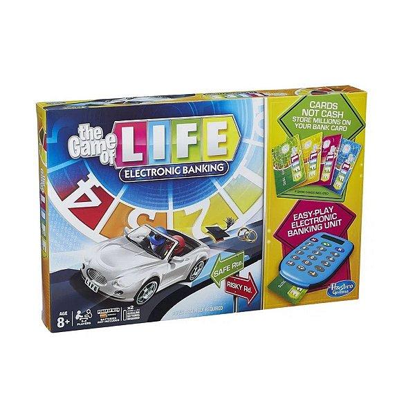 Jogo Game of Life Eletrônico