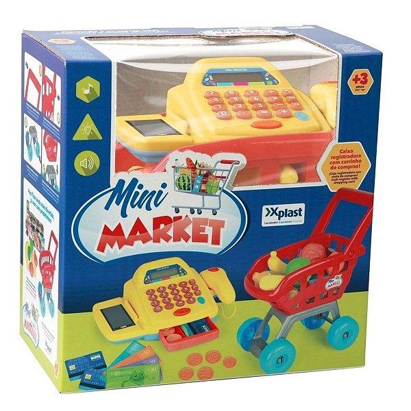 Mini Market Com Registradora