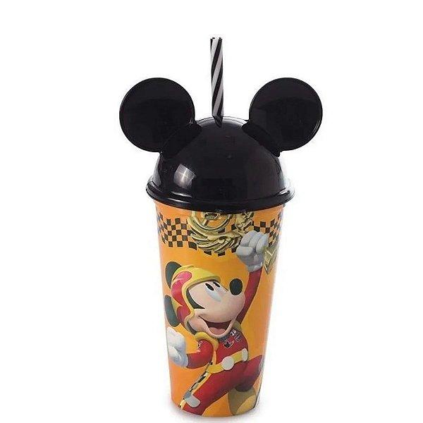Copo Mickey Com Orelha - Plasútil