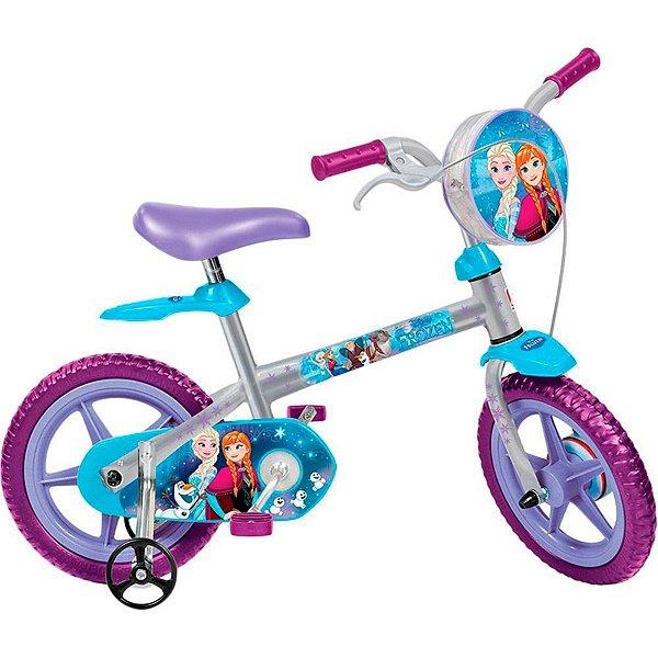 Bicicleta Aro 12 Frozen