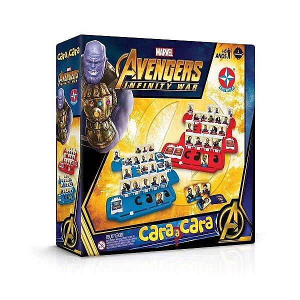 Cara A Cara Avengers