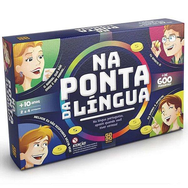 Jogo Na Ponta Da Língua Grow