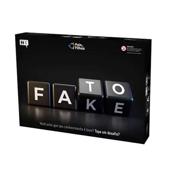Jogo Fato Fake