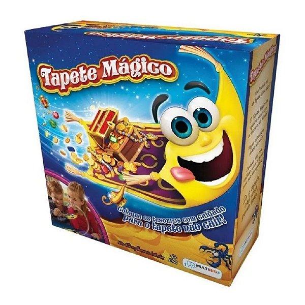 Jogo Tapete Mágico - Multikids