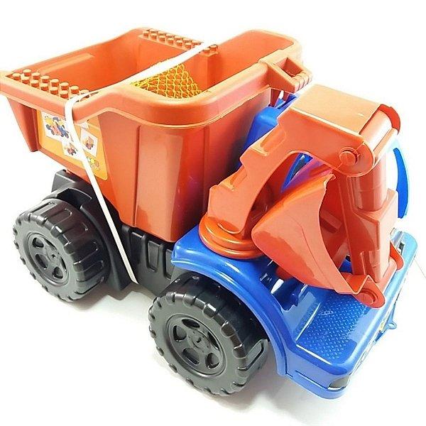 Caminhão Bell Truck Bell Toy