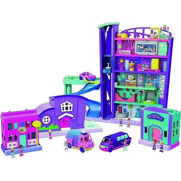 Polly Pocket! Mega Centro Comercial - Mattel