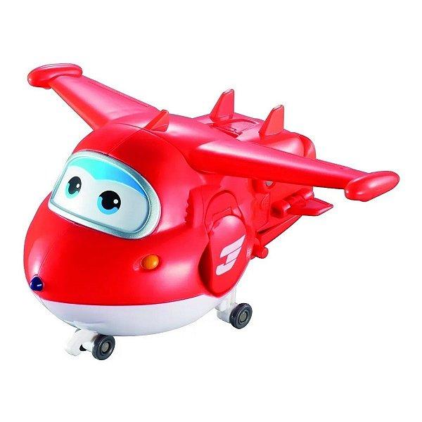 Avião Super Wings - Jett