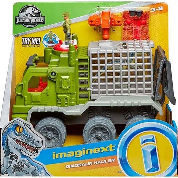 Imaginext Caminhão Dinossauro